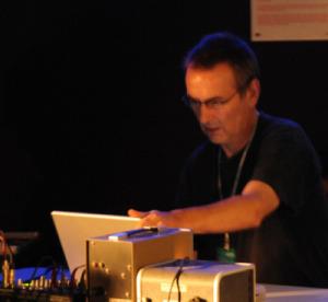 Zbigniew Karkowski Workshop & Performance – Composing Chaos