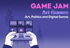 Result Announcement of 'Game Jam: Art, Politics, and Digital Games'