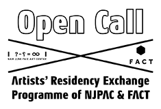 [Open Call] Artists' Residency Exchange Programme between Foundation for Art and Creative Technology (FACT), United Kingdom and Nam June Paik Art Center (NJPAC), South Korea